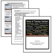 Christian Education Teacher Training Module
