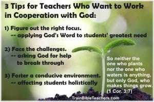 Tips for Bible Teaching