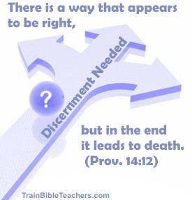 Help Students Learn Discernment
