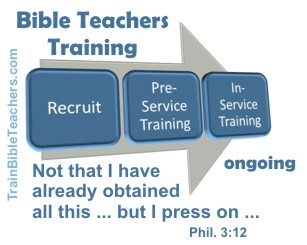 Ongoing Bible Teachers Training