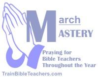 Pray Bible Teachers Love More so they Teach Better