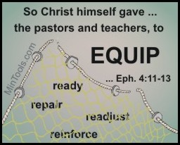 Bible Teachers Role as Equippers Requires Readjusting