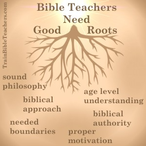 Basic Understandings for Good Roots