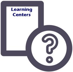FAQ about Using Learning Centers