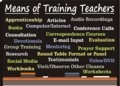 Christian Education Teacher Training Resource