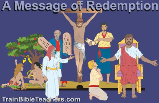 Bible Teachers Have a Message of Redemption